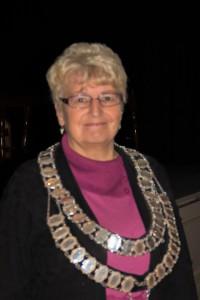 Elsie Rush - 2015-2016 Notts ASA President