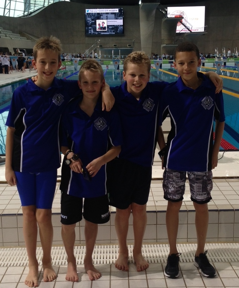 National School Swimming Finals
