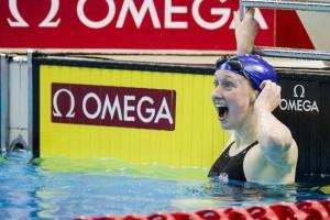 Rosie Rudin - 400m IM World Junior Record