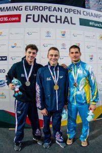 Ollie Hynd 400m Fs Gold IPC Euro 2016